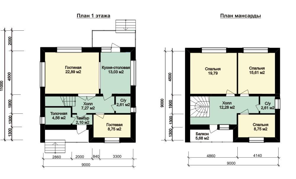 проекты домов из пеноблоков торрент